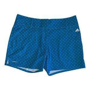 Adidas Azizero 4 Shorts Blue Mini Stars